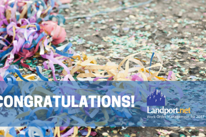 Congratulations Loyal Landport Systems Customers
