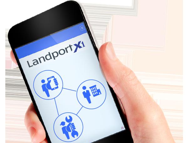 Landport X1 Property Management Software