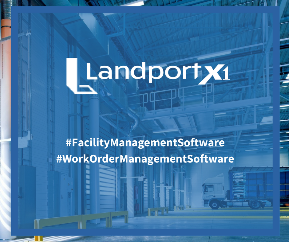 Landport X1 Work Order Management Software