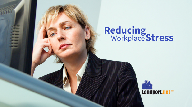facility management can reduce stress