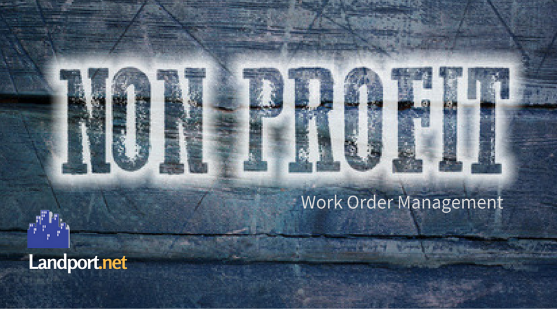 Work Order Management For Non-Profit