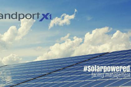 Landport- Solar Powered Facilities