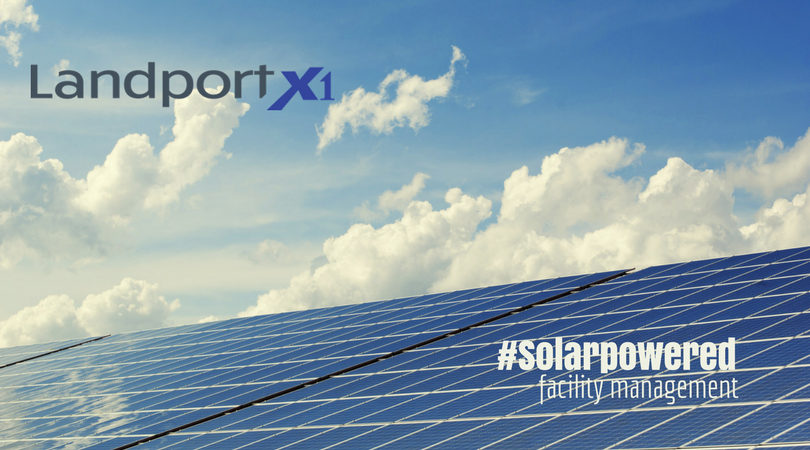 Landport- Solar Powered Facilities