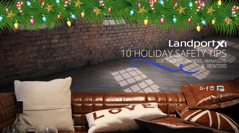 Landport 10 Holiday Safety Tips