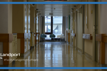 Landport - Hospitals using Facility Management Software