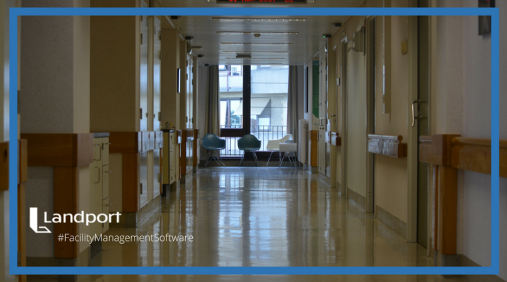 Landport - Hospitals using Facility Management Software