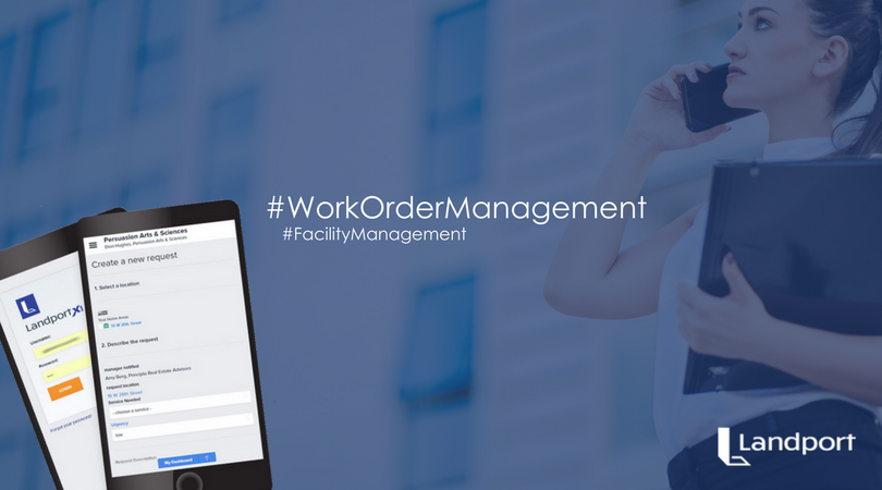 Landport Work Order Management