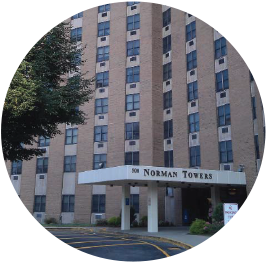 norman towers
