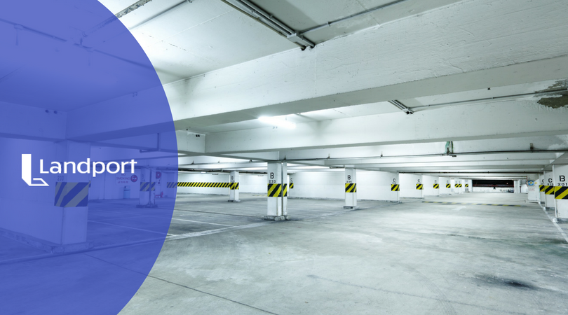 parking facility management software from Landport