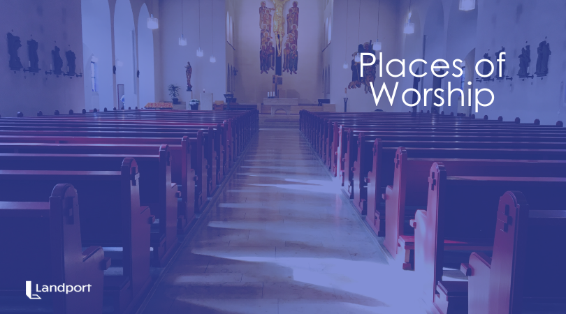 Church Facilities & Places of Worship