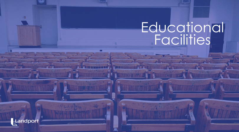 Educational Facilities, Colleges & Universities