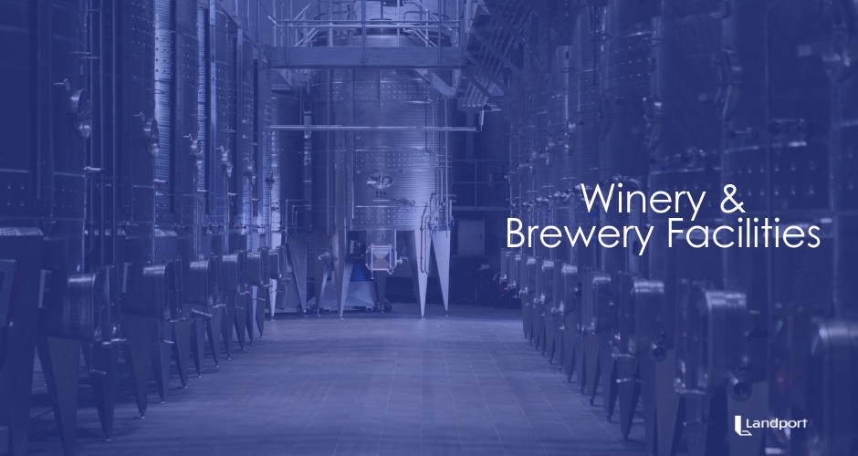 Winery and Brewery Facility Management