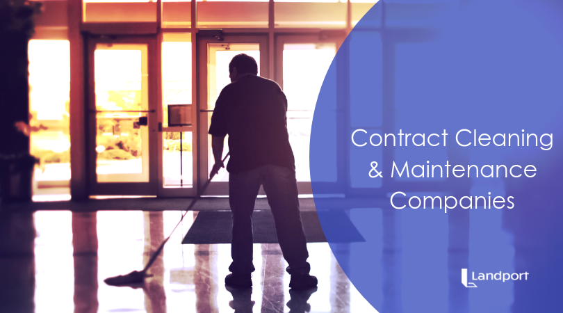 Contract Cleaning and Maintenance Companies