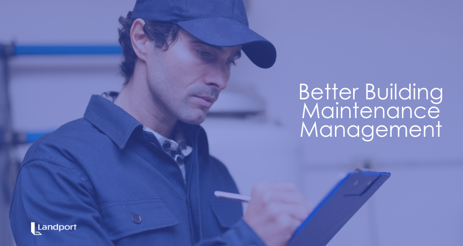 Building Maintenance Management Software