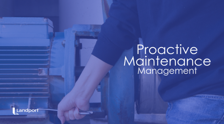 Proactive Maintenance Management